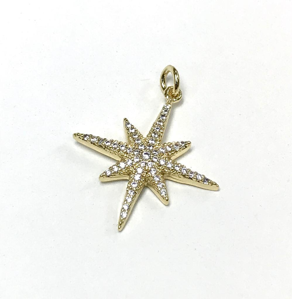 <b>Star Charm</b><br><i> One piece</i>