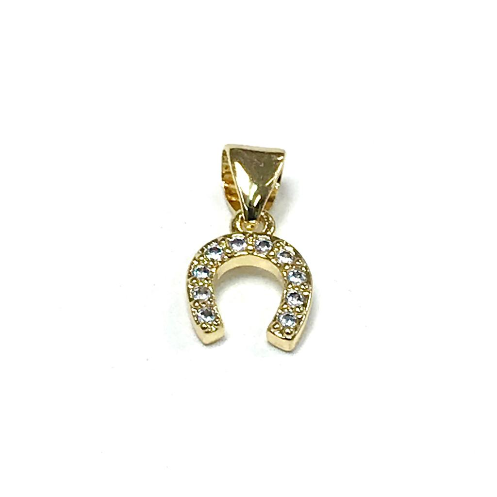 <b>Horse Shoe Charm</b><br><i> One piece</i>