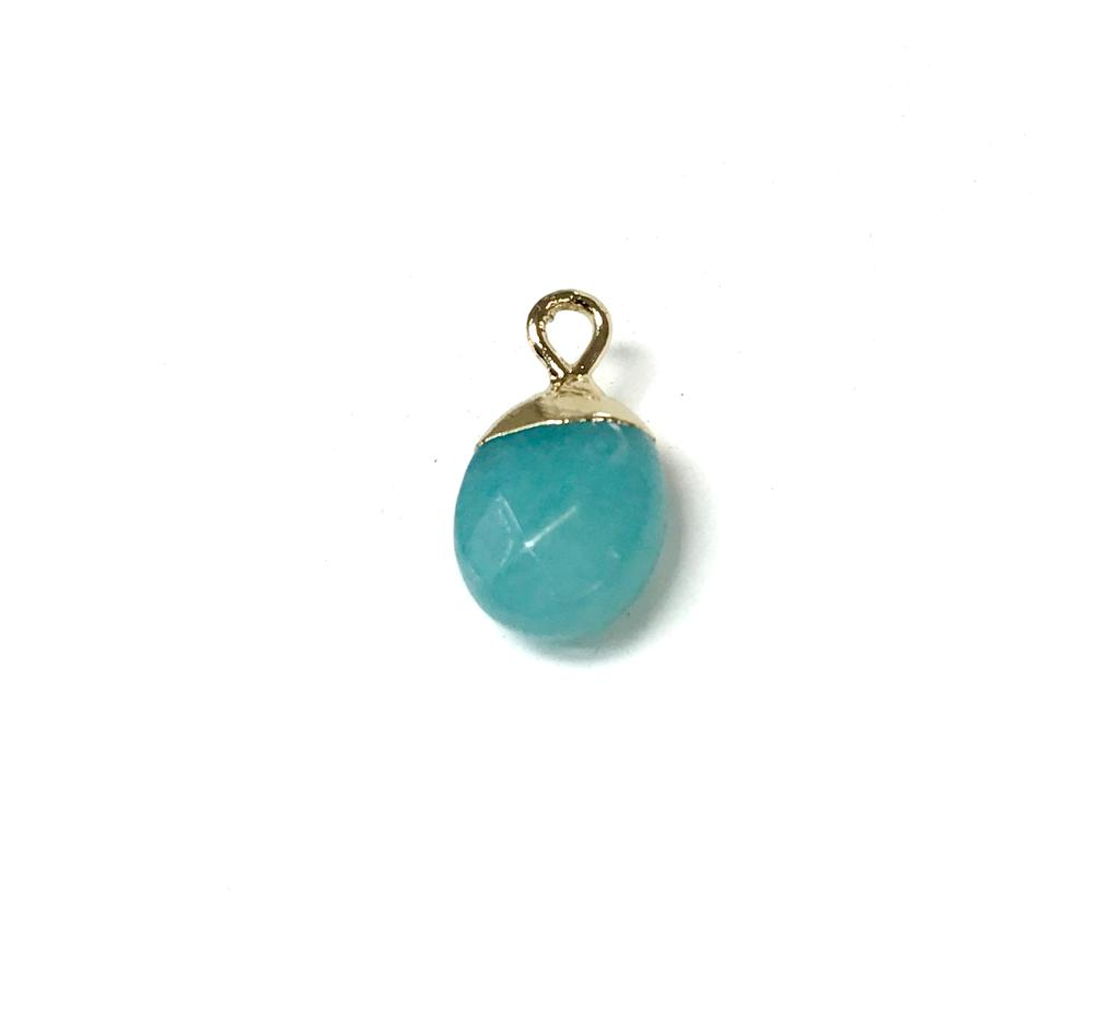 <b>Amazonite Pendant</b><br><i> One piece</i>