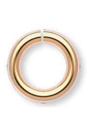 <b>Jumpring 5.5 mm Gold Plated </b><br><i>pkg 100 pcs</i>
