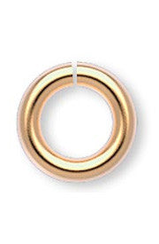 <b>Jumpring 5 mm Gold Plated </b><br><i>pkg 100 pcs</i>