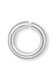 <b>Jumpring 5 mm Silver Plated </b><br><i>pkg 100 pcs</i>