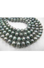 "<b>Pearl, Lt Mint Green</b><br><i>One 16"" strand</i>"