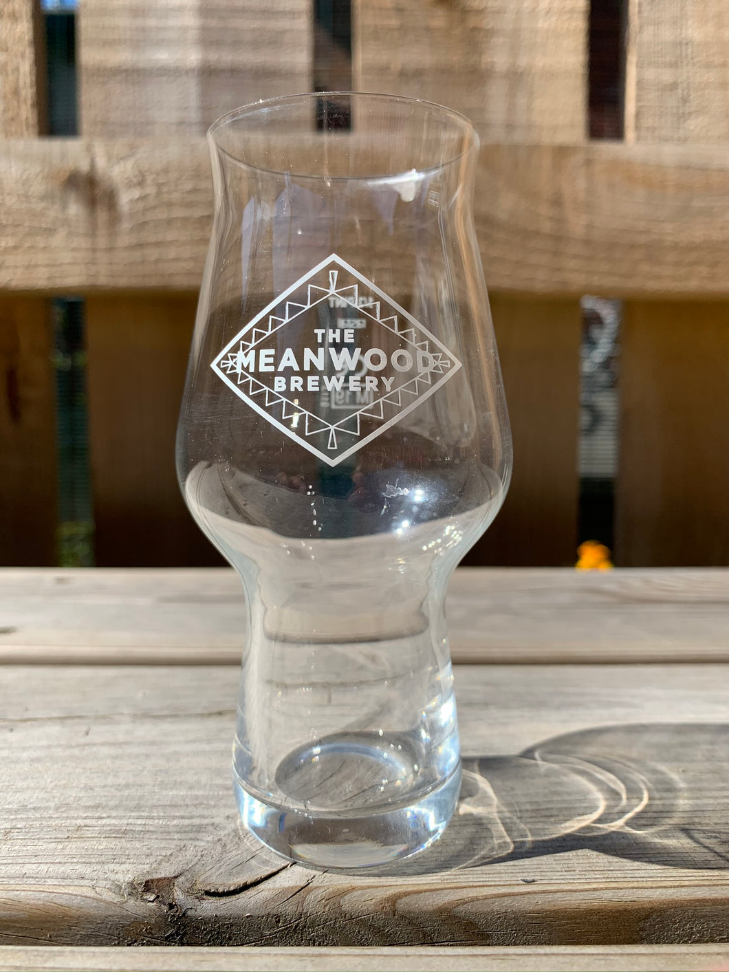 Branded Third Glass