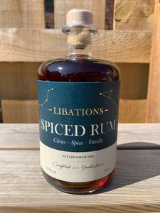 Spiced Rum