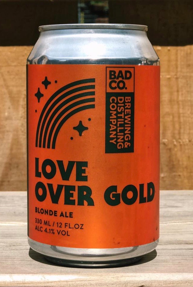 Love over Gold