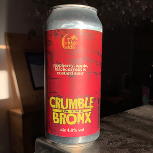 Crumble in the Bronx
