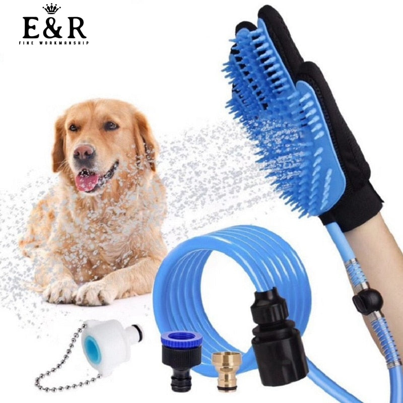 Shower Dog Pet Shower Head Handheld Cat Bathing Shower Tool For Pets Hot Dog
