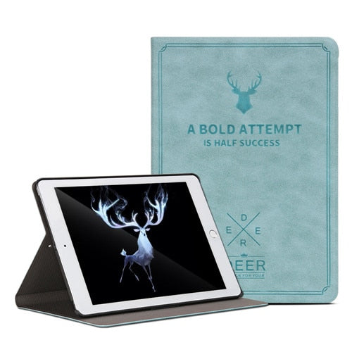 "Case For iPad 7th Gen 10.2"" 2019, Aiyopeen Smart Flip Holder Stand"