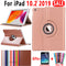 Smart Case for iPad 10.2 2019 Case Cover for Apple iPad 7 7th