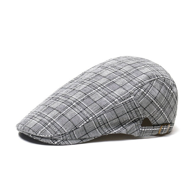 Mens Casual Gatsby Ivy Hat Outdoors Golf Driving Flat Beret Cabbie