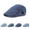 New Men's Cowboy Berets Hat Fashion Women Retro Sun Visor Hats - Any.shopping