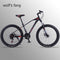 wolf's fang Mountain Bike Bicycle 26 inch 21 speed 3.0 Road bikes bicycles Fat Tire Bikes Snow bike BMX Man New Free shipping