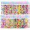 20 Sheets Stickers for Kids Girls Boys Different Bulk Stickers 3D Puffy