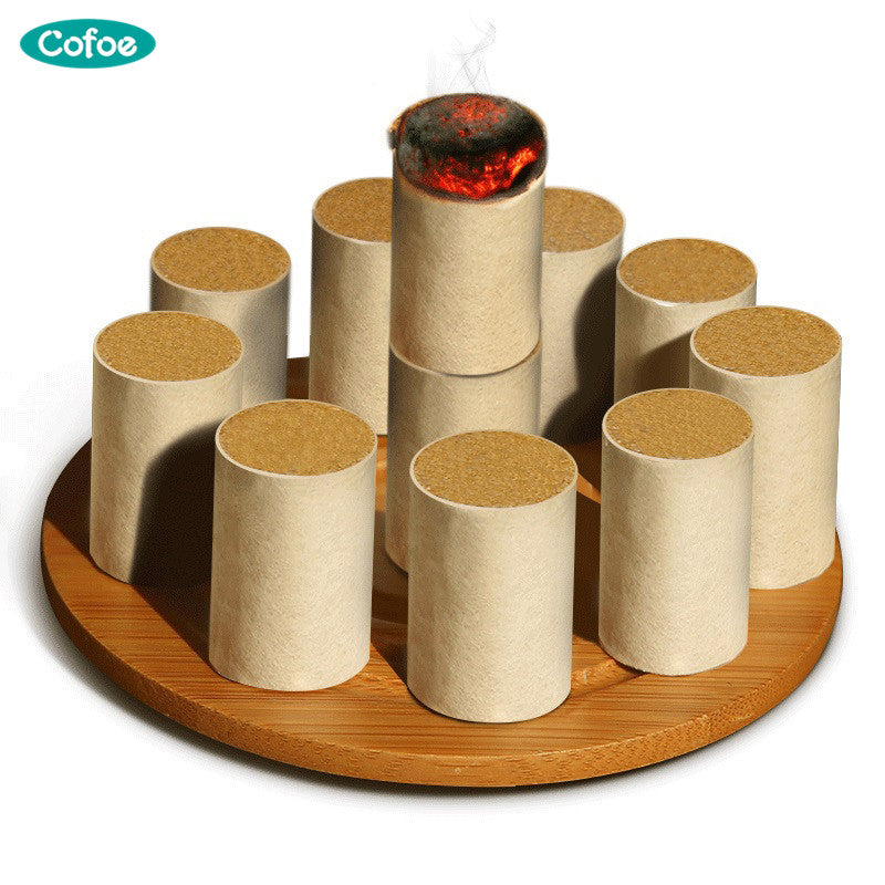 Cofoe Moxa Moxibustion Therapy Smokeless Moxa Caliente Heat
