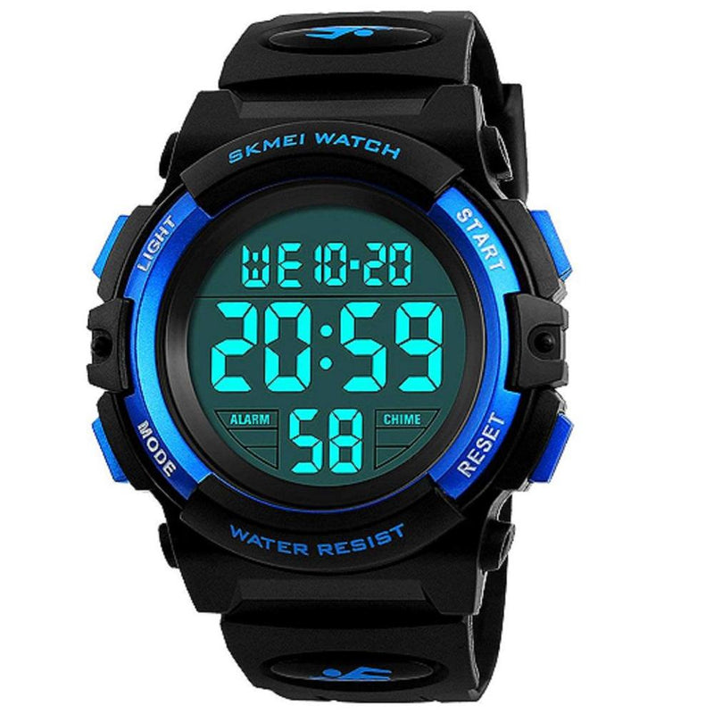 Kid's watches Digital Sport Outdoor Cool LED Fashion Waterproof