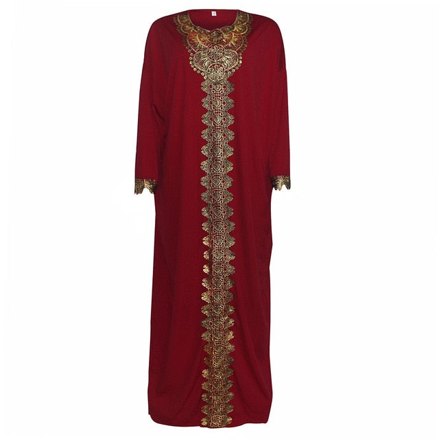 Dubai Abaya Muslim Dress Women Bangladesh Evening Dresses