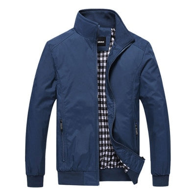 New Jacket Men Fashion Casual Loose Mens Jacket Sportswear - Any.shopping