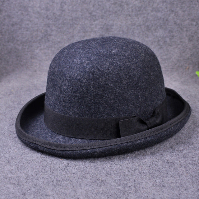 100% Wool Men's Bailey Ofhollywood Fedora Hat For Gentleman