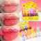 Colorless Lip Plumper Oil Color Sexy Cute Fruit Lip Balm Liquid Lipstick