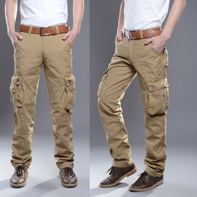 Tactical Pants Men Army Cargo Joggers Pantalon Homme Hip Hop - Any.shopping