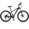 wolf's fang Bicycle Mountain bike 27.5 Fat bike 21 Speed bicycles the road bike mtb Dual disc brakes of  Free shipping Man