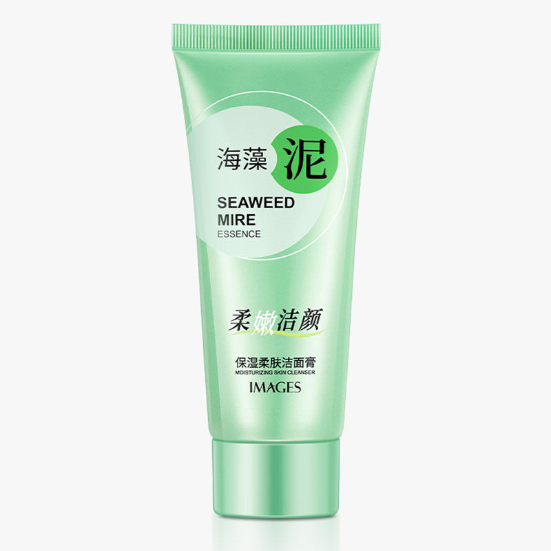 IMAGE Softening Seaweed Mud Cleansing Lotion Moisturizing