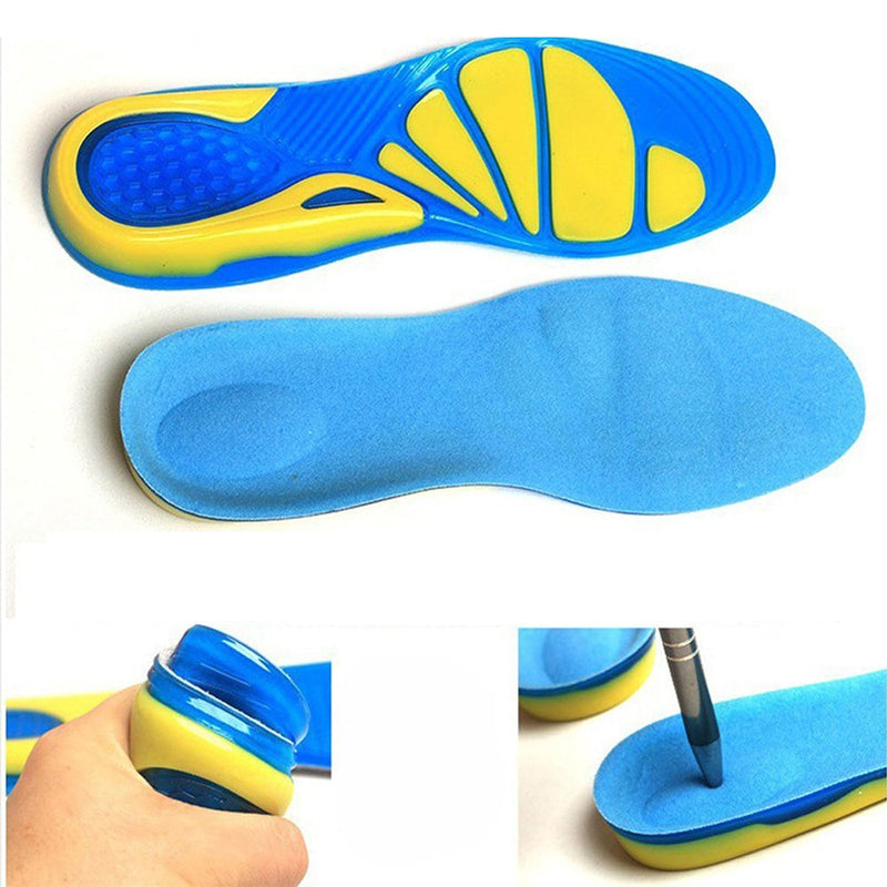Sport Stable Military Unisex Non-Slip Running Orthopedic Insole