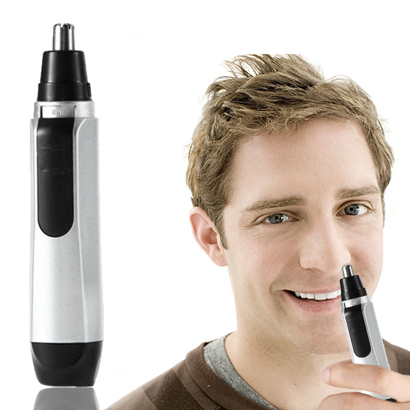 Electric Shaving Nose Ear Trimmer Safety Facial