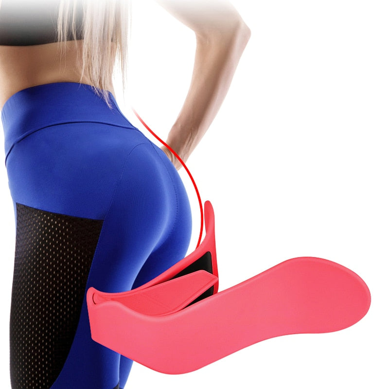 Hip Trainer Gym Pelvic Floor Sexy Inner Thigh Exerciser