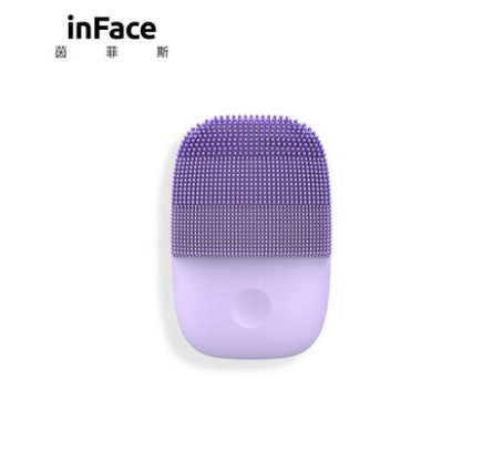 Youpin inFace Electric Deep Facial Cleaning Massage Brush Sonic Face