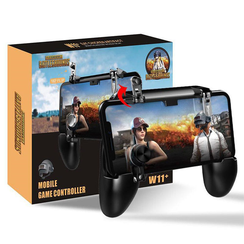 W11 Joystick Gamepad All-in-one Mobile Game Game Fire-free Pad