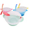 Baby Bowl Set Training Bowl Spoon Tableware Set Dinner Bowl Learning