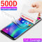 500D Full Cover Hydrogel Film Screen Protector For Samsung Galaxy