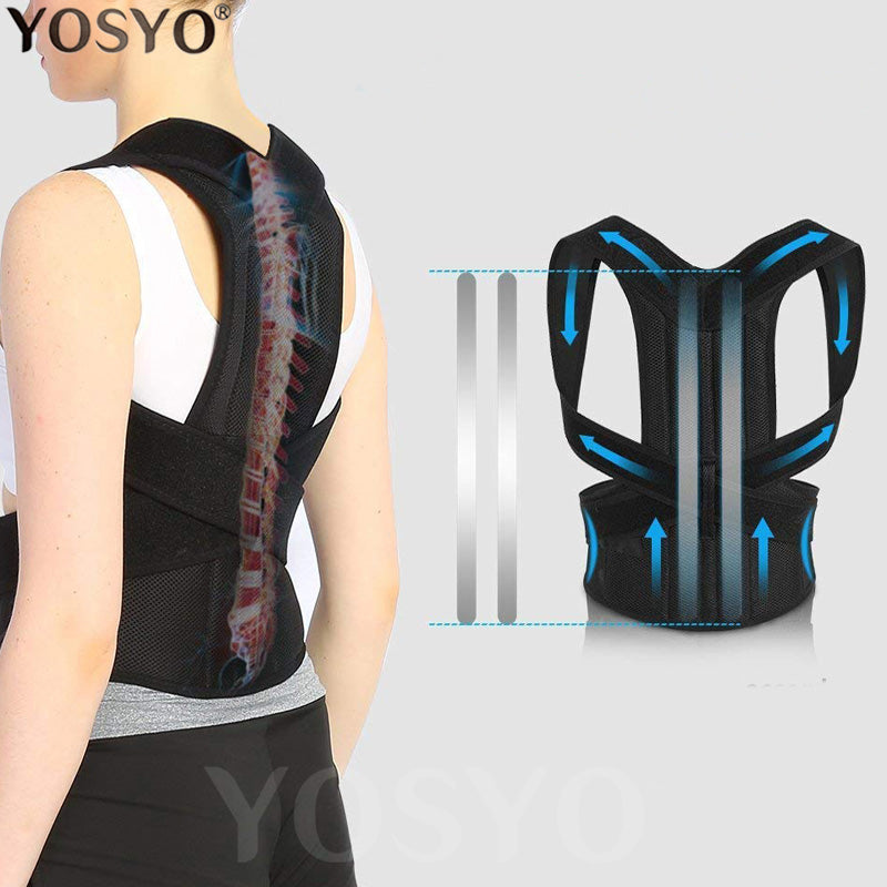 Posture Corrector for Men and Women Back Posture Brace Clavicle