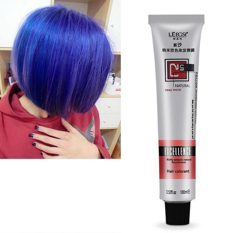 Fashion Unisex Color Hair cream Color Styling Temporary Colors Cream