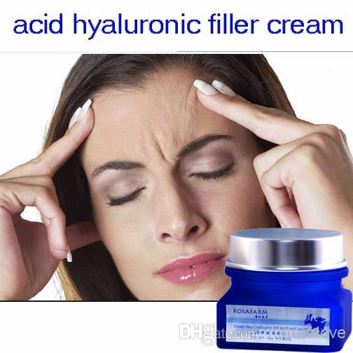 Anti-Aging Creams & Treatments hydroxy acids on your forehead Marine wrinkle creams 40g free shipping