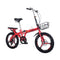 16 inch 20 inch folding bike 7 speeds Disc Bike with disc bike Kids bicycle frame mini bicycle with basket Folding Bicycle