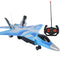 Remote Controlled Airplane RC Toy Fighter Plane with Music Light Kids