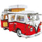 New Mailackers Legoinglys City Creator Bricks Set The T1 Camper Van