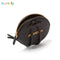 2020 New Fashion Circle Waller Neck Bag for Ladies  Coins  PU  Zipper  Womens Bags Handbags Purse