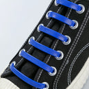 16pcs/lot No Tie Shoelaces Silicone Shoe Laces Kid Adult Special