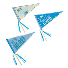 Load image into Gallery viewer, Little Brother/Sister Pennant Sets