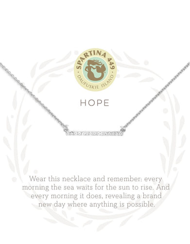 Sea La Vie: Hope Neckalce