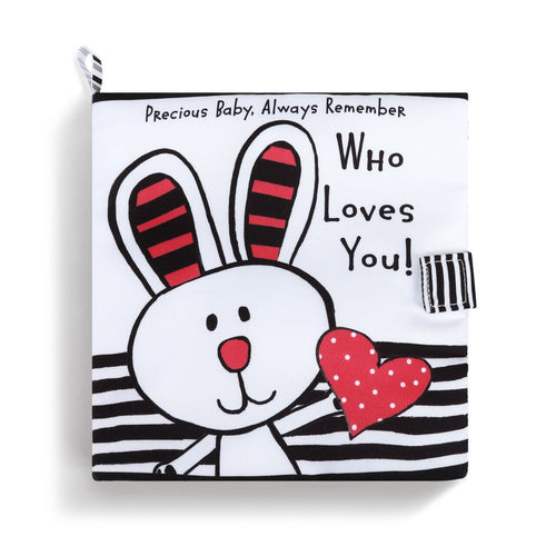 Who Loves You Activity Soft  Book