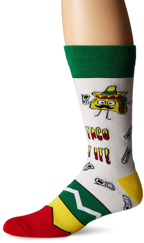 Socks: Taco 'Bout It