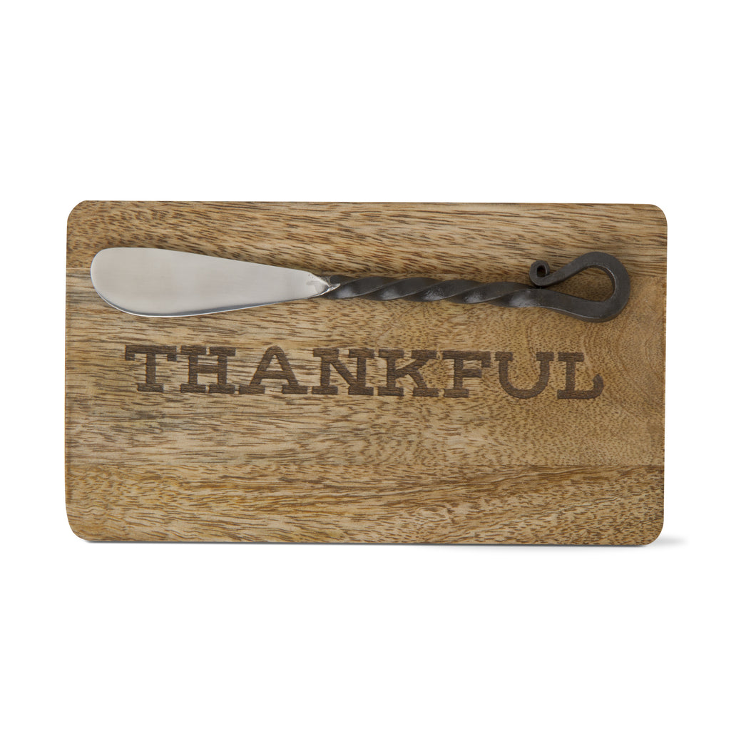 Thankful Board and Spreader