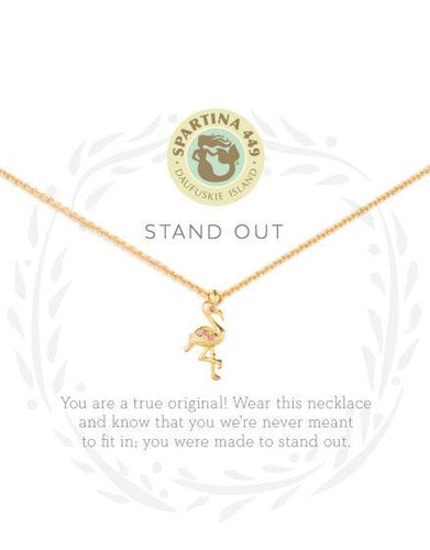Sea La Vie: Stand Out Necklace