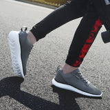 2020 Mesh Style Casual Jogger/sneaker