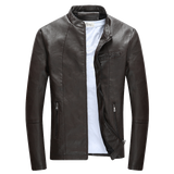 2020 Mens Classic Fashion Zipper Jacket